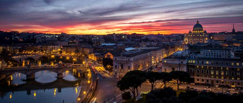 Ristoranti panoramici a Roma: per una cena indimenticabile